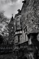 Great Hall_Montsalvat by gorkath
