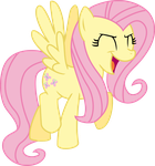 Fluttershy Moonwalk by Neighthirst