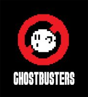 8-BIT Ghostbusters by mattcantdraw