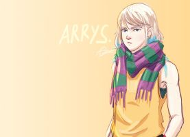 First Look - Arrys by naoxy