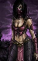 Mileena by MomentsOfBloom