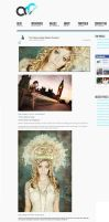 Featured: Swiss art blog by Ophelia-Overdose