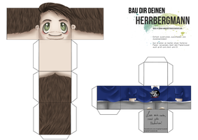 Craft your Herr Bergmann! by anouki-morgenstern