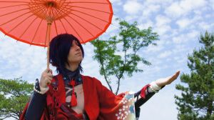 DRAMAtical Murder: Koujaku 31 by J-JoCosplay
