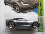 2014 Corvette Stingray 2014 HW Garage (Gray) by Robat98