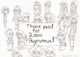 Thank You For 2,000 Pageviews by Sorasgirl24