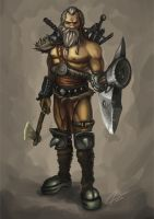 Barbarian by ThomasWeihs