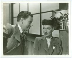 George Murphy,Ann Sothern 'up goes maisie' by slr1238