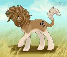 My little Quagga by Kihara-Quagga