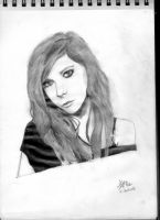 Avril lavigne by thiphobia