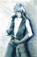 Want more...? [Cloud Strife for PiccoGirl] by SeraphEdo