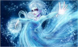 Frozen by cam-miyu