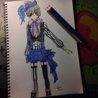 Ciel (Book of Circus) by bluebeIIs