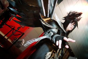 Saint Seiya - Hades by Xeno-Photography