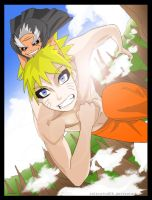 Naruto the Sage by solarwind06