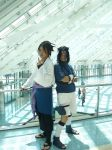 Sasuke, Young and Old by defy-law