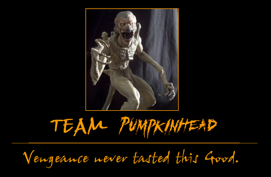 Team Pumpkinhead by DTWX