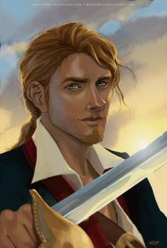 Guybrush Threepwood by rooster82