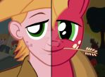My Little Pony FIM Duality: Big Macintosh by OptimumBuster