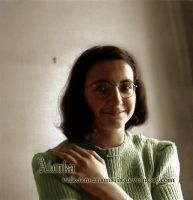 Margot Frank. by VelkokneznaMaria