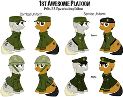 1AP Uniform by FirstAwesomePlatoon