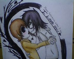 In Love With A Killer by JamesChaoticDrowned