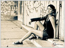 Medi in BW Style by GC-Photoworks