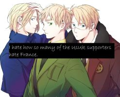 Hetalia confessions#7 -US, UK, and France by Ri-Chan-and-Oka-Chan