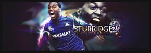 Daniel Sturridge Chelsea by PowerGFX96