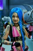 Jinx, The Loose Cannon by kayoshi012