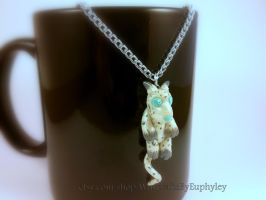 World of Warcraft - Chibi Loque'nahak Necklace by Euphyley
