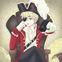 APH - Pirate england by Mi-chan4649