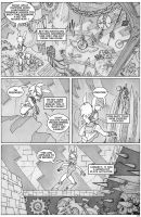 Snowbuni: Survival of the Fittest, Page 1 by JoeEngland