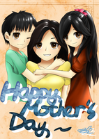 Happy mother's day! by Icy-Cream-24