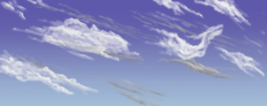 Sky sketch by Tulpi