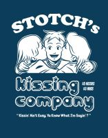 Stotch's Kissing Company by ninjaink