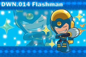 Flashman Powered Up by spdy4