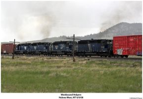 Westbound Helpers by hunter1828