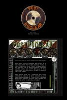 """""""Post Nuclear"""" music site... by son-of-a-biscuit"""