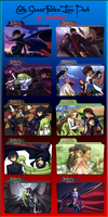 Code Geass  Folder Icon Pack(10 Icon) by Viole1369