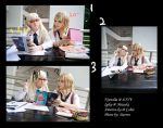 Nyotalia: Blonde Moments by Kyubei