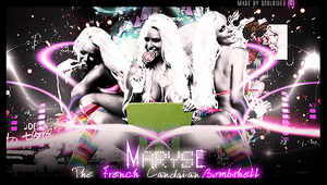 Maryse Ouellet Signature by SoulRiderGFX