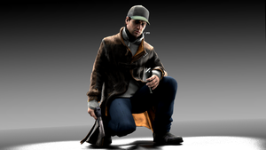 Aiden Pearce by RVOVS