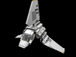 Full Size Imperial Shuttle by pyrohmstr