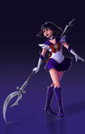 Sailor Saturn by Vylla