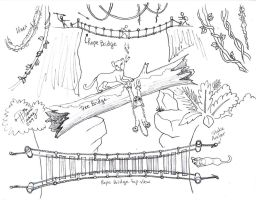 Draw a Rope Bridge by Diana-Huang