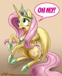 Princess Fluttershy by johnjoseco