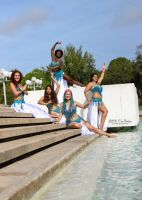 Belly Dance Troupe Shoot 39 by Cassy-Blue