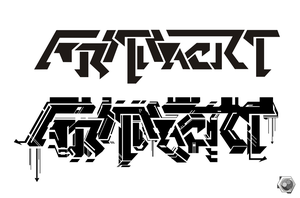 Abstrackt logos by Synthaesthetic