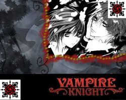 Vampire Knight by Bloody-Violet